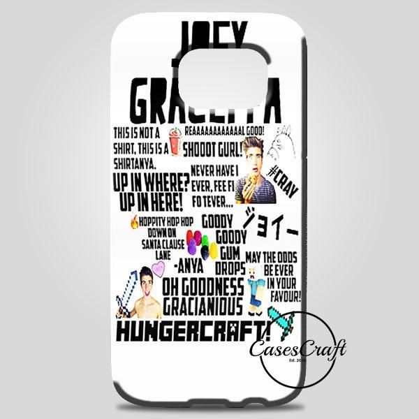 Collage Joey Graceffa Samsung Galaxy Note 8 Case | casescraft
