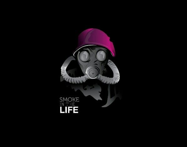 Smoke in the LIFE #vector