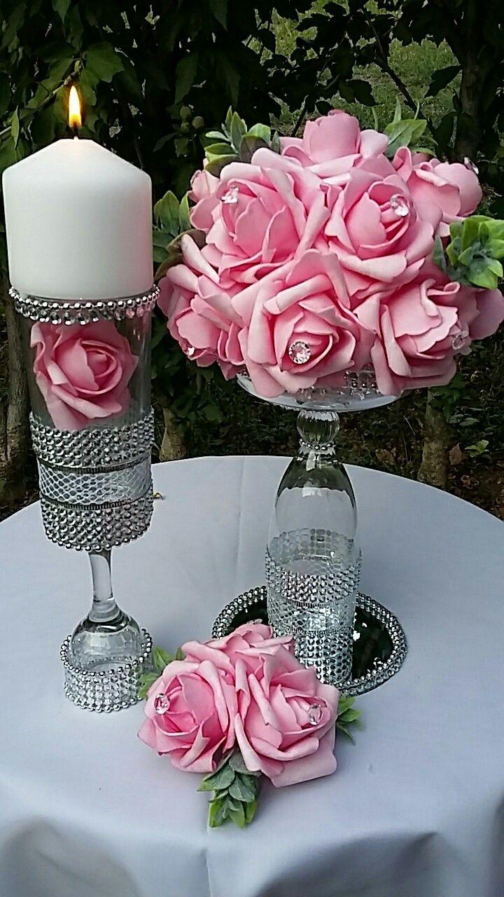 Rózsaszinben Esküvőre.