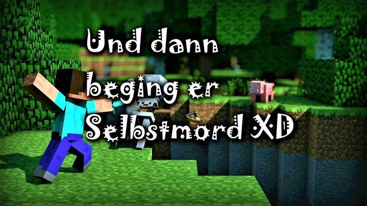 """""""Und dann beging er Selbstmord"""" Minecraft Gameplay Deutsch Ep 02"""