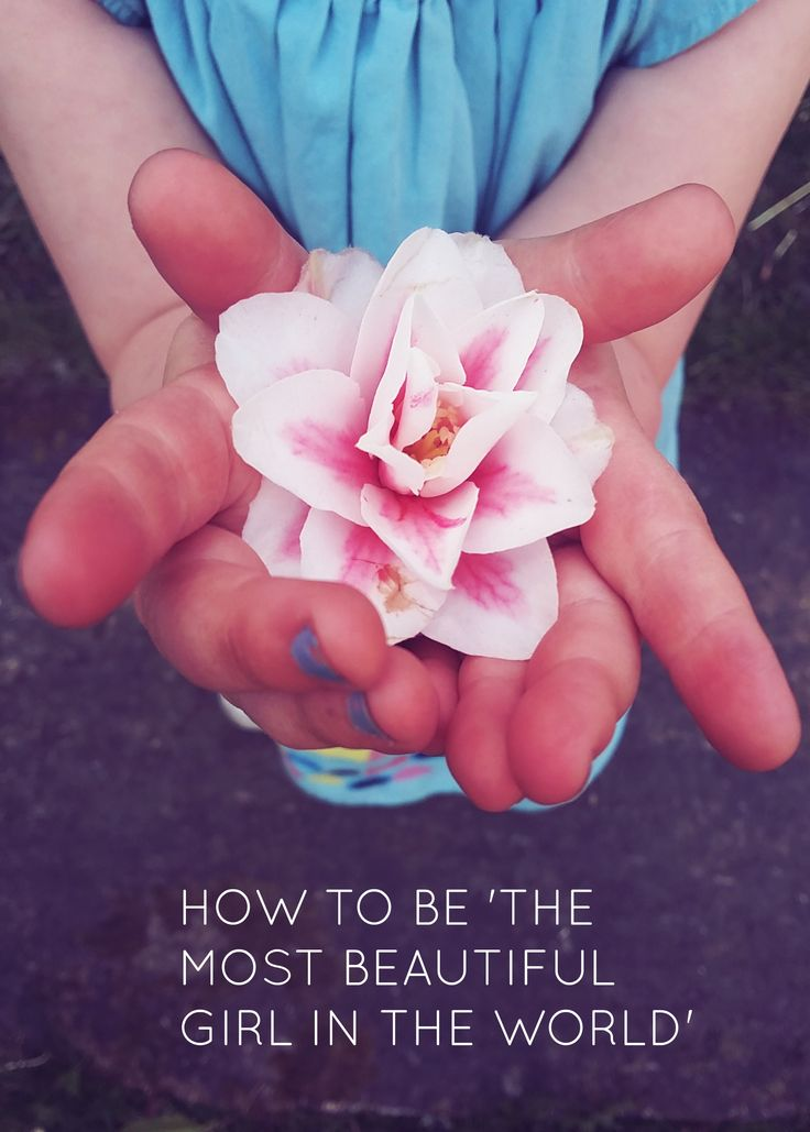 How to be 'The Most Beautiful Girl In The World'  http://www.poutinginheels.com/beautiful-girl-world/  #beauty #beautytips #beautiful #inspiration #inspiringwords #beautyquotes