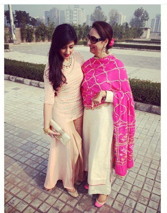 The 25 best designer punjabi suits ideas on pinterest for Dress dizain photo