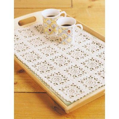 Free Intermediate Home Decor Crochet Pattern