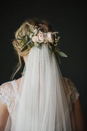 Nick Walker Photography | Boconnoc Estate | Wedding hair | Flower hair comb | Ha ... - Vintage Wedding - # Flower Hair Comb #Boconnoc #Estate #Photography