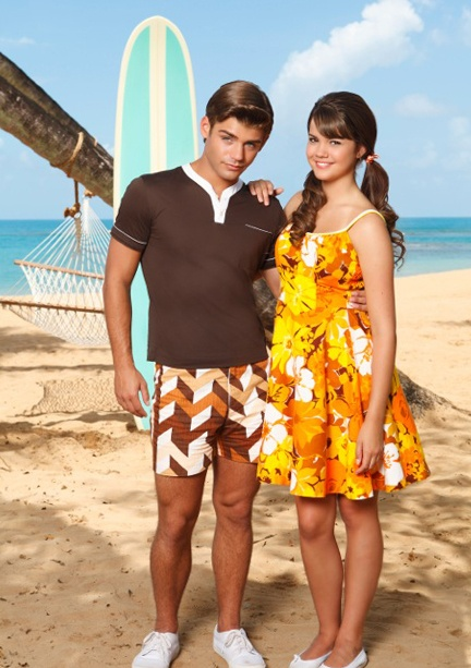 """Teen Beach Movie"" takes beach fashion from day to night #TeenBeachMovie"
