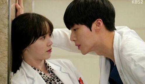 Ahn Jae-hyun, Ku Hye-sun Blood