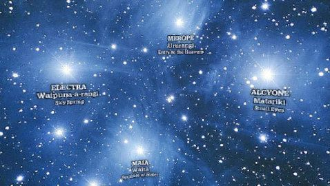 Matariki infographic: When and where to see it