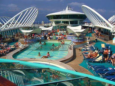 Royal Caribbean, Enchantment of the Seas...please another cruise mom :)