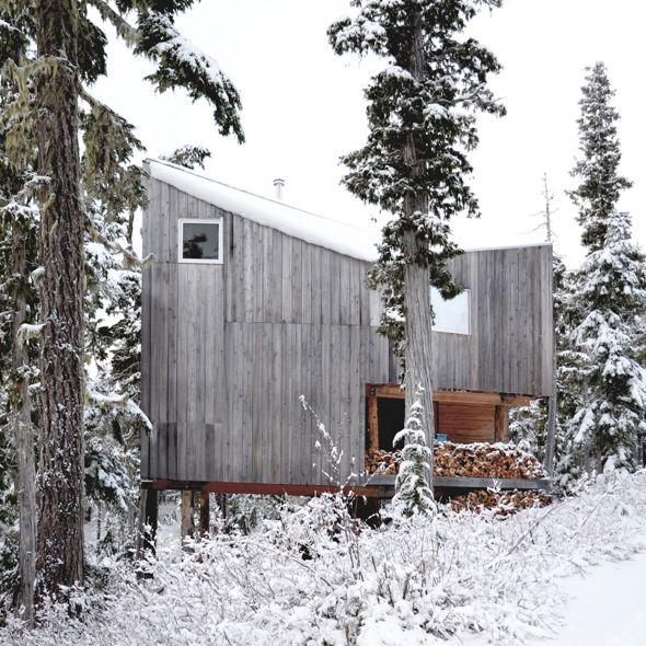 Alpine Cabin/Scott & Scott Architects