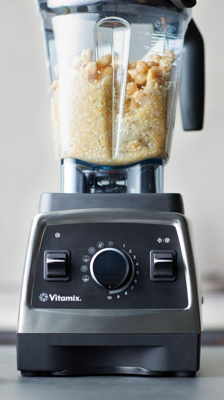 So machen Sie Hummus Dips und Aufstriche in Ihrem Vitamix Blender – Blender – Ideen für …   – Blender