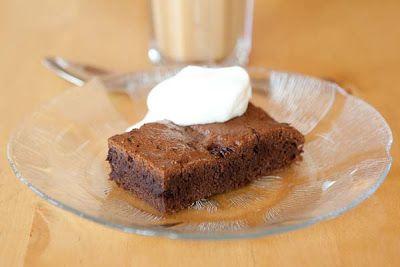 Chokladbrownies (LCHF)