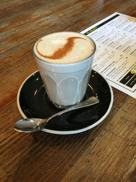 #chai #latte #coffee