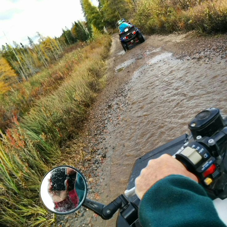 http://www.sandlake.on.ca ATV season is here in Almaguin.  Check out the Algonquin West ATV Club