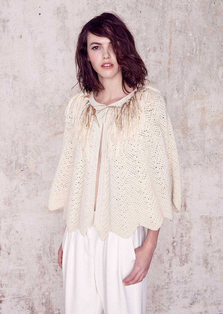 ... ups and boleros * on Pinterest  Robes, Winter weddings and Cover ups
