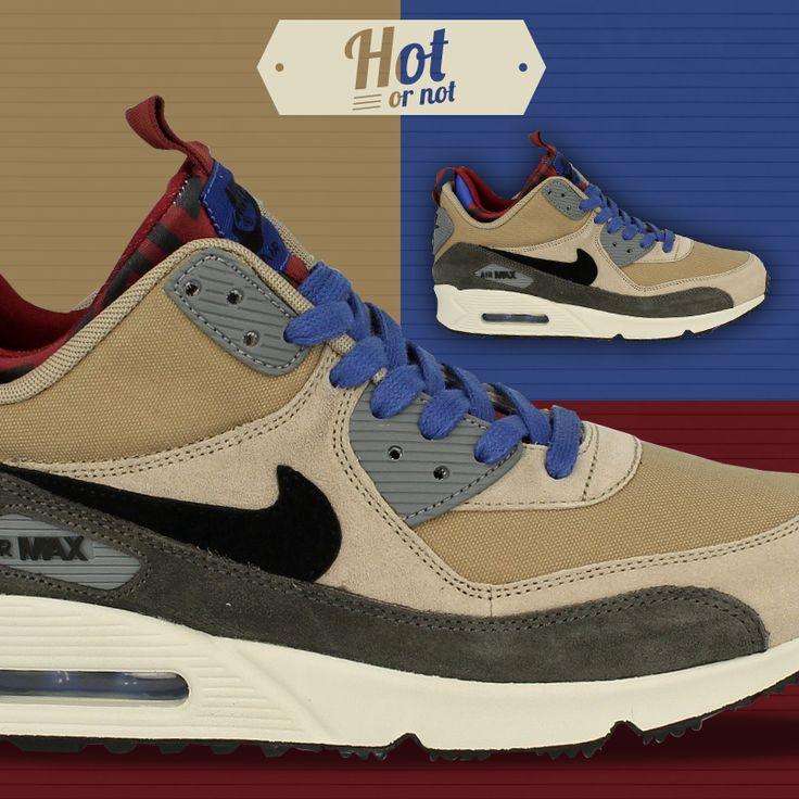 Nosilibyście takie Air Maxy? #buty #nikeairmax http://galeriamarek.pl/nike-air-max-90-sneakerboot-pr-meskie-buty-buty-lifestyle-nike,plec,MM,B,BL,32688557.bhtml