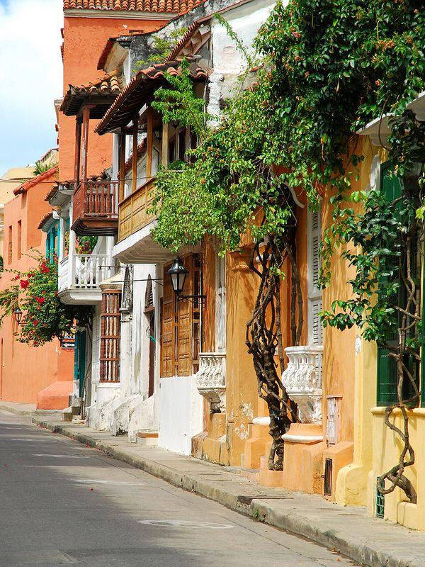 Cabrero, Cartagena, Bolivar, Colombia | by Aris Gionis
