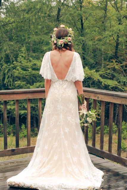 Used Ivy & Aster Then Came You Wedding Dress | Size: 8 $1,000