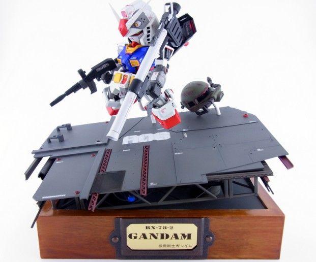 POINTNET.COM.HK - SD RX-78 Gundam
