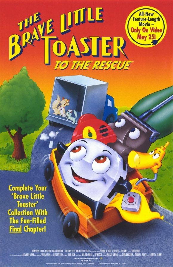 The Brave Little Toaster to the Rescue | Disney Wiki | Fandom powered by Wikia