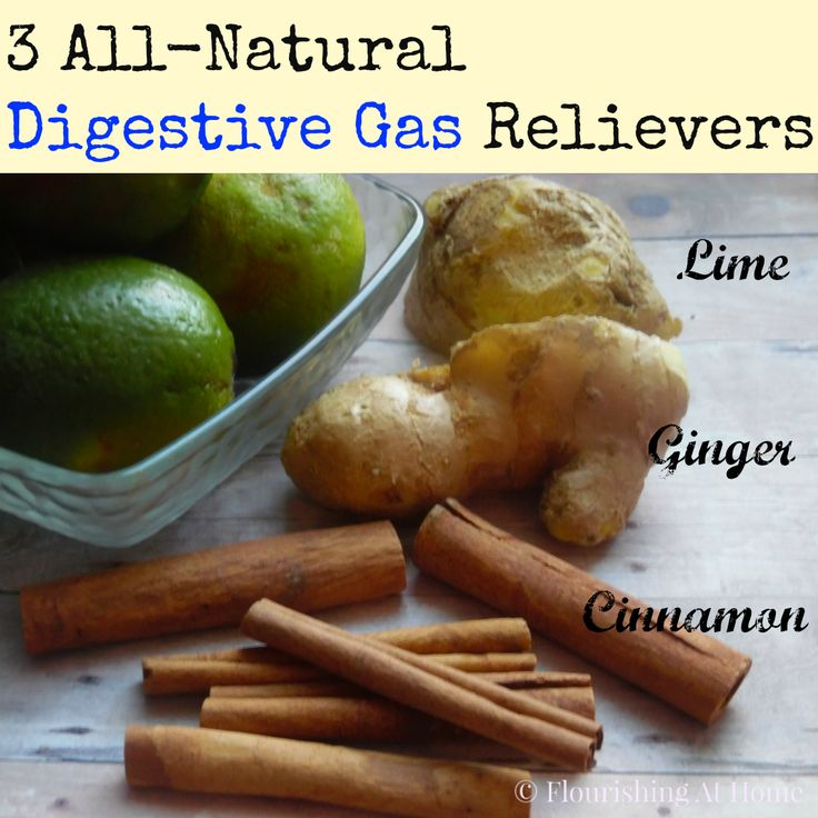 Gassy Stomach Relievers