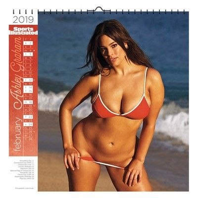 670e8a2a6eb 2019 Wall Calendar Sports Illustrated Swimsuit Deluxe - Trends  International, Multi-Colored