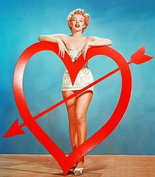 Humor Inspirational Quotes: Pin Van Ann Nuyttens Op Marilyn Monroe