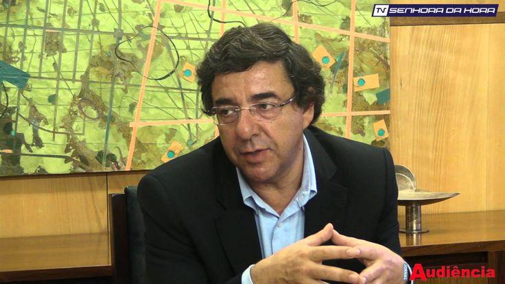 GRANDE ENTREVISTA - DR.GUILHERME PINTO PRESIDENTE DA CÂMARA de MATOSINHOS