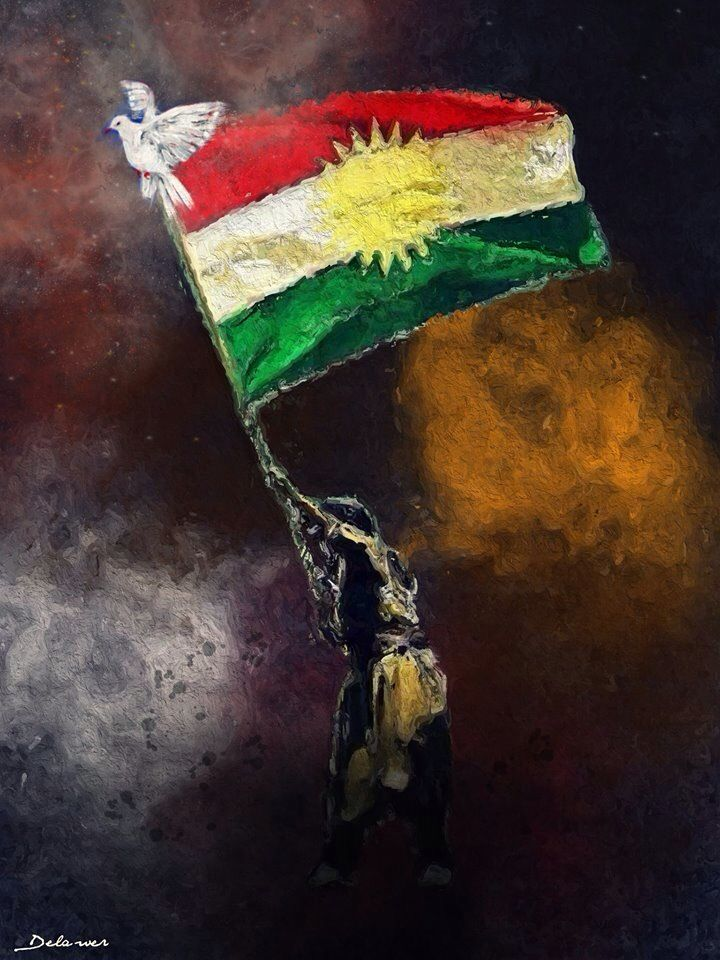 17 December | Kurdistan Flag Day | Buy now your Kurdistan Flag on www.kurdishwebshop.com