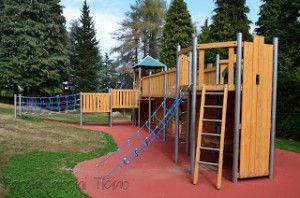 Lugano with children - we recommend the best playgrounds to enjoy play break!