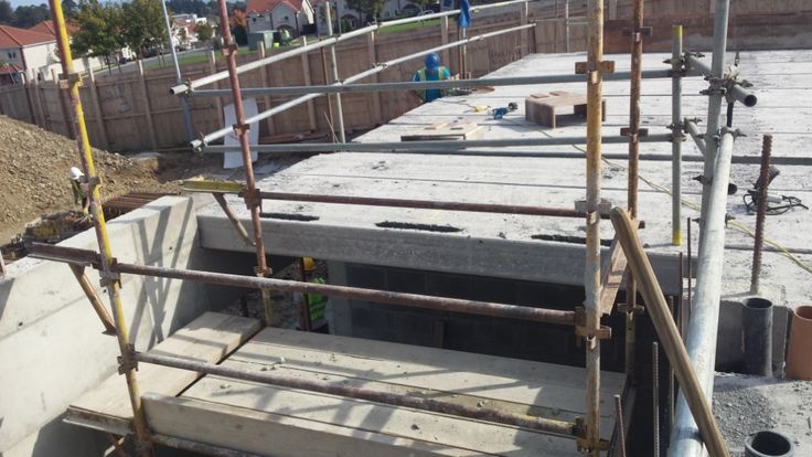 Excellent Long-Span Capabilities accommodated by using Flood Precast Hollowcore Floors