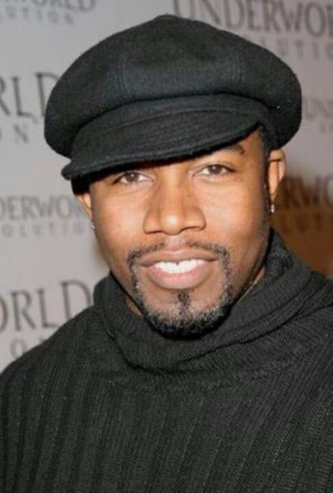 Micheal Jai White in that hat! love Baker boy hats.
