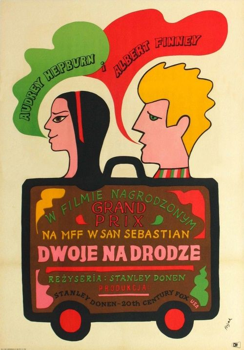 Dwoje na drodze / Two for the Road