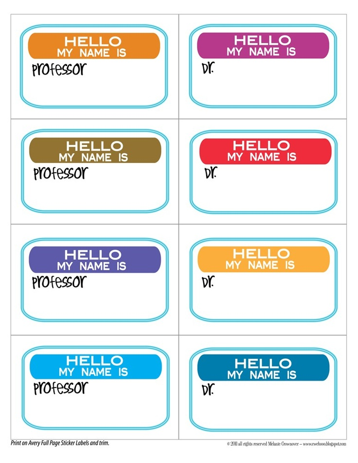 Mad Science Birthday - Printable Dr. Who Name Game - by ewehooo. $6.00, via Etsy.