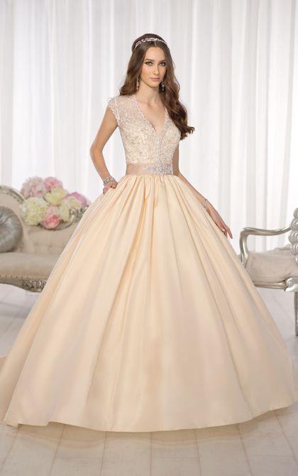 Wedding Dresses   Classic Wedding Dresses   Essense of Australia #Essense #WeddingDress