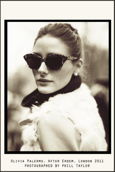 Olivia Palermo - London