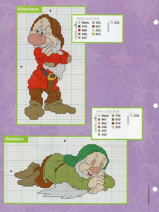 Gallery.ru / Фото #12 - Snow White / Blanche-Neige - krysty