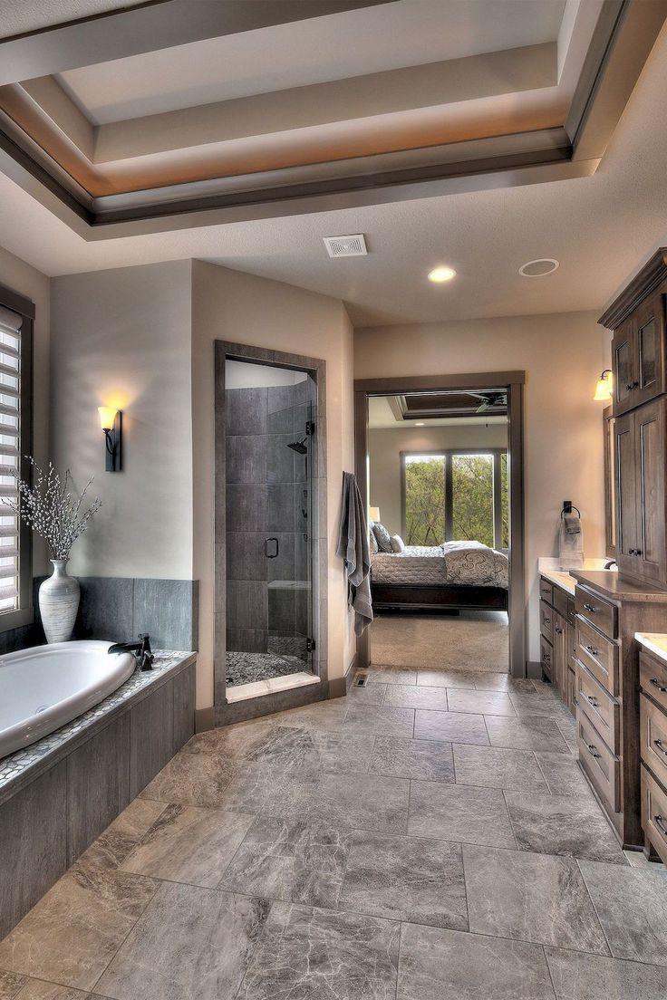 70 + Wahnsinnig Master Bathroom Remodel – #bathroo…