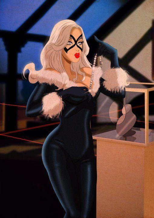 Wickedly Cool 1940's Retro Superhero PopArt -  GeekTyrant