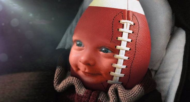 Football Baby returns to make his Week 11 picks.   Choooooose!