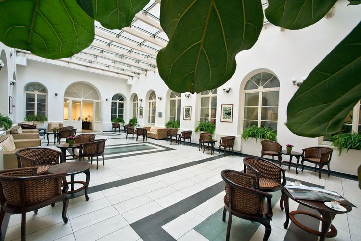 Take a seat and taste our delicious coffee for a while.  www.hotelbesedaprague.com