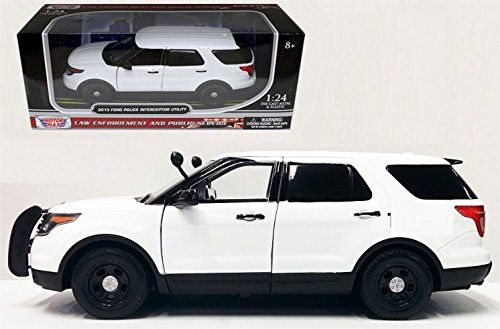 Diecast Police Cars | Large Selection Of Police Car Models