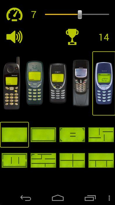 Pin for Later: Everything Is Right When You Can Play Snake on a Nokia Again  So, what's your weapon of choice?