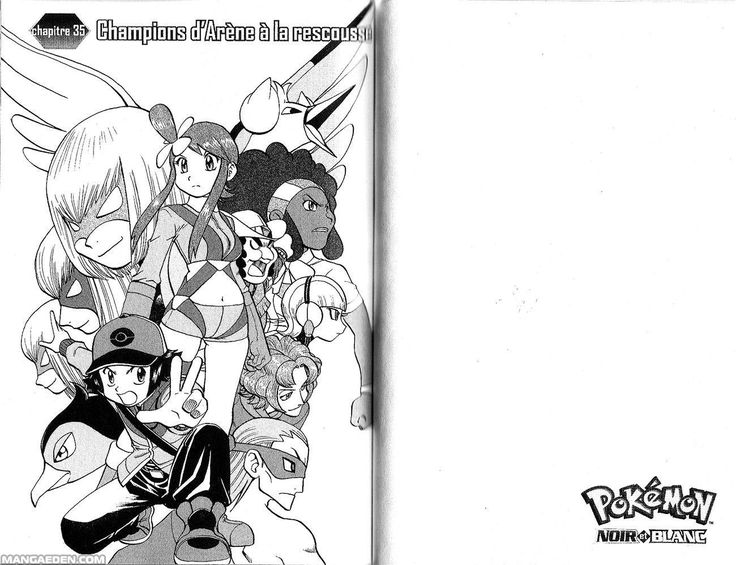 Read Pokemon Adventures 495 Online For Free in English