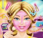Barbie Gelin Makyajı Barbie Oyunu