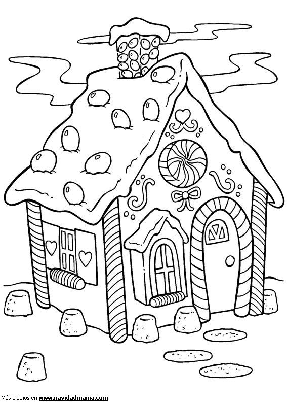 You Searched For Casa De Caramelo Dibujos De Casas Para Colorear Y Christmas Coloring Pages Christmas Coloring Books Fall Coloring Pages