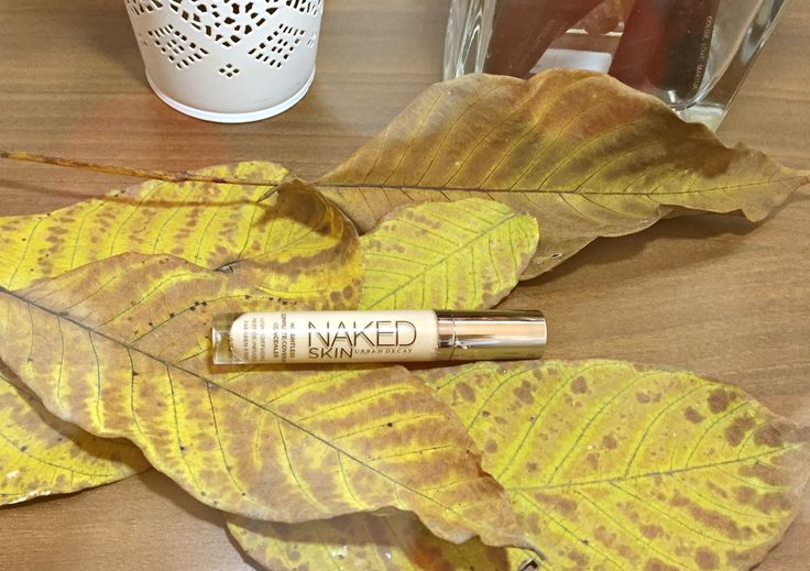 Review: Urban Decay Naked Skin Weightless Concealer