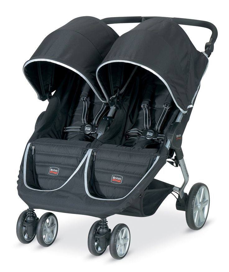Would make pushing a toddler and infant all the more easy. Plus, we are pretty loyal to the brand. Our single worked excellent for our LO.
