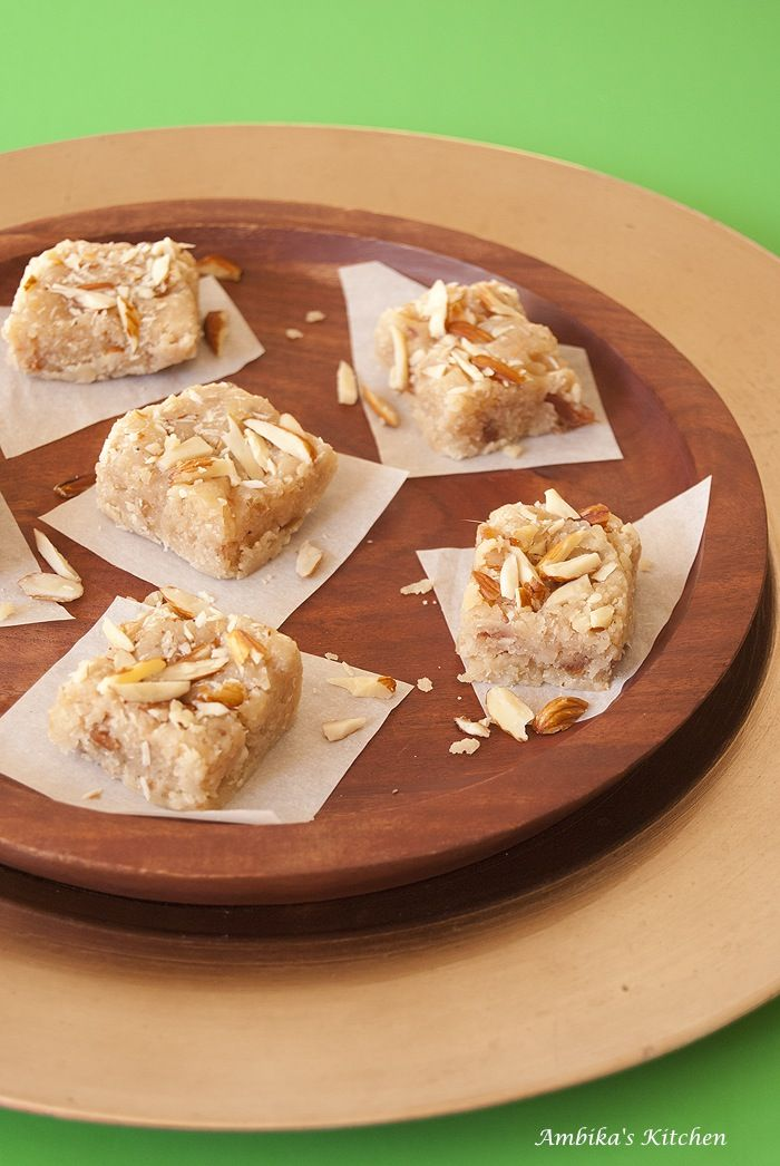 Ok, this is an -ish but i'm excited to try it.  Banana Coconut Fudge
