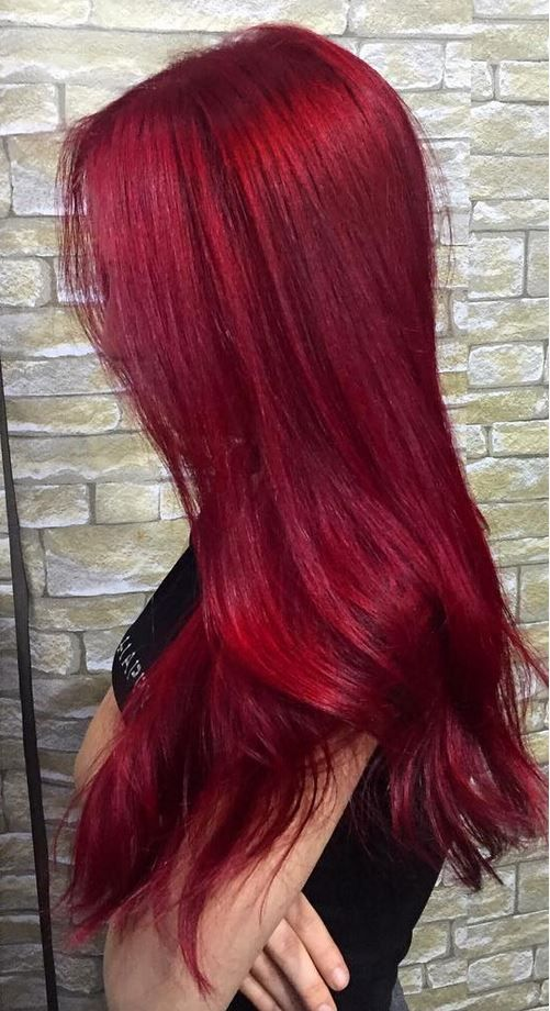 Red Hair Color Ideas - Haircuts (3)