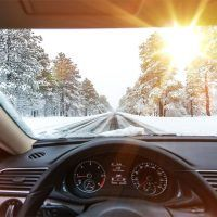 Heated Windshield Wiper for Safe Winter Driving